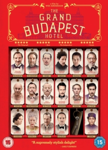 The Grand Budapest Hotel, DVD DVD