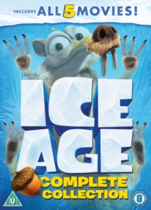 Ice Age: Complete Collection, DVD DVD