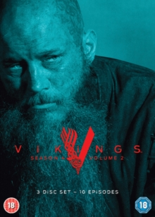 Vikings: Season 4 - Volume 2, DVD DVD