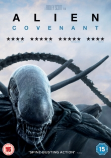 Alien: Covenant, DVD DVD