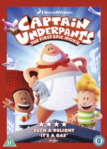Captain Underpants: The First Epic Movie, DVD DVD