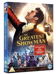 The Greatest Showman, DVD DVD