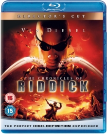 The Chronicles of Riddick, Blu-ray BluRay