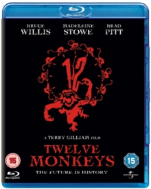 Twelve Monkeys, Blu-ray BluRay