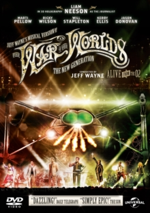 Jeff Wayne's the War of the Worlds - The New Generation..., DVD  DVD