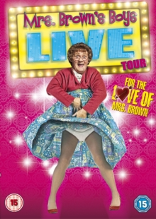 Mrs Brown's Boys: For the Love of Mrs Brown, DVD  DVD