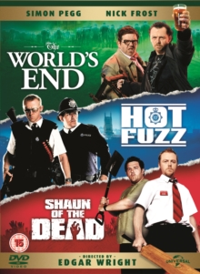 The World's End/Hot Fuzz/Shaun of the Dead, DVD DVD