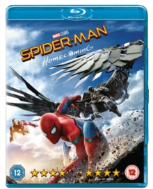 Spider-Man - Homecoming, Blu-ray BluRay