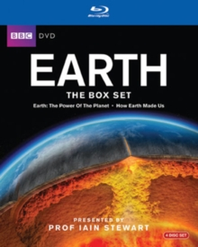 Earth: The Complete Series, Blu-ray  BluRay