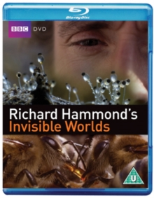 Richard Hammond's Invisible Worlds, Blu-ray  BluRay