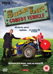 Stewart Lee's Comedy Vehicle, DVD  DVD