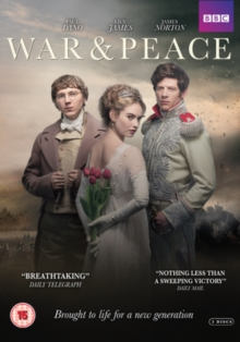 War and Peace, DVD DVD