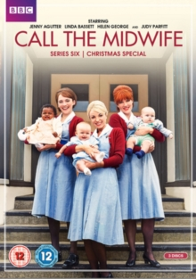 Call the Midwife: Series 6, DVD DVD