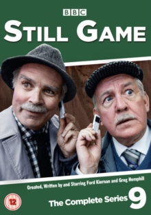 Still Game: The Complete Series 9, DVD DVD