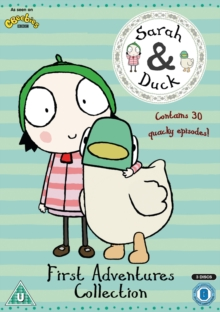 Sarah & Duck: First Adventures Collection