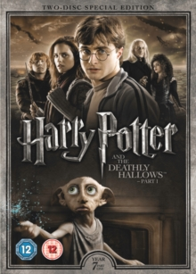 Harry Potter and the Deathly Hallows: Part 1, DVD DVD