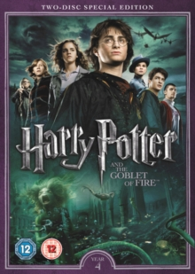 Harry Potter and the Goblet of Fire, DVD DVD