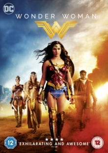 Wonder Woman, DVD DVD