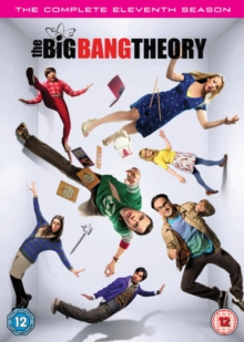 The Big Bang Theory: The Complete Eleventh Season, DVD DVD