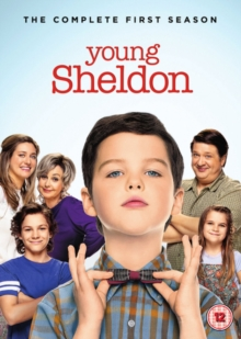 Young Sheldon: The Complete First Season, DVD DVD