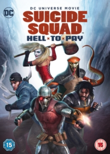 Suicide Squad: Hell to Pay, DVD DVD