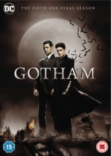 Gotham: The Fifth and Final Season, DVD DVD
