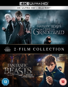 Fantastic Beasts: 2-film Collection, Blu-ray BluRay