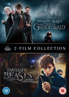 Fantastic Beasts: 2-film Collection, DVD DVD