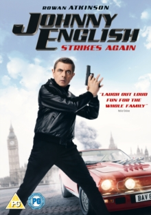Johnny English Strikes Again, DVD DVD