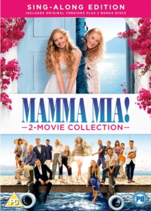 Mamma Mia!: 2-movie Collection