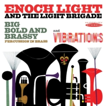Big Bold and Brassy/Vibrations, CD / Album Cd