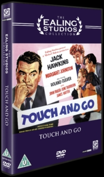 Touch and Go, DVD DVD