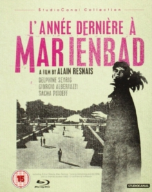 Last Year in Marienbad, Blu-ray BluRay