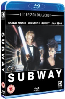 Subway, Blu-ray  BluRay