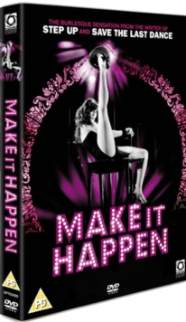 Make It Happen, DVD  DVD