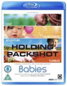 Babies, Blu-ray BluRay