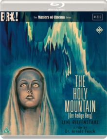 The Holy Mountain - The Masters of Cinema Series