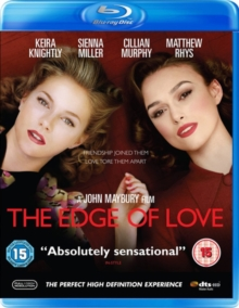 The Edge of Love, Blu-ray BluRay