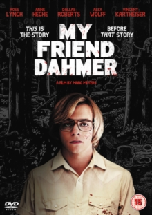 My Friend Dahmer, DVD DVD