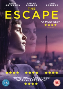 The Escape, DVD DVD