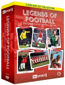Arsenal FC: Legends of Football - Classic Matches, DVD  DVD