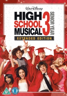 High School Musical 3 (Extended Edition), DVD  DVD