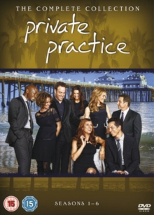 Private Practice: Seasons 1-6, DVD DVD