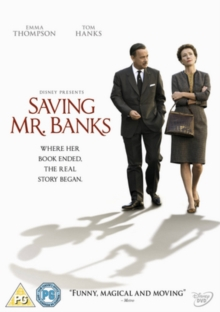 Saving Mr. Banks, DVD DVD