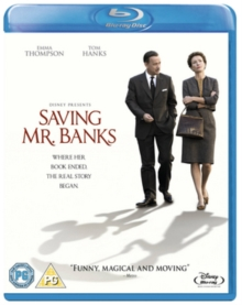 Saving Mr. Banks, Blu-ray BluRay