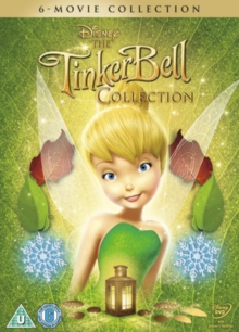 Tinker Bell Collection, DVD  DVD