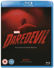 Daredevil: The Complete First Season, Blu-ray BluRay