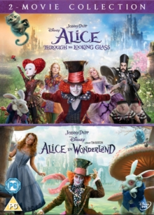 Alice in Wonderland/Alice Through the Looking Glass, DVD DVD