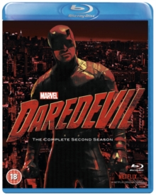 Marvel's Daredevil: The Complete Second Season, Blu-ray BluRay