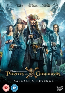 Pirates of the Caribbean: Salazar's Revenge, DVD DVD
